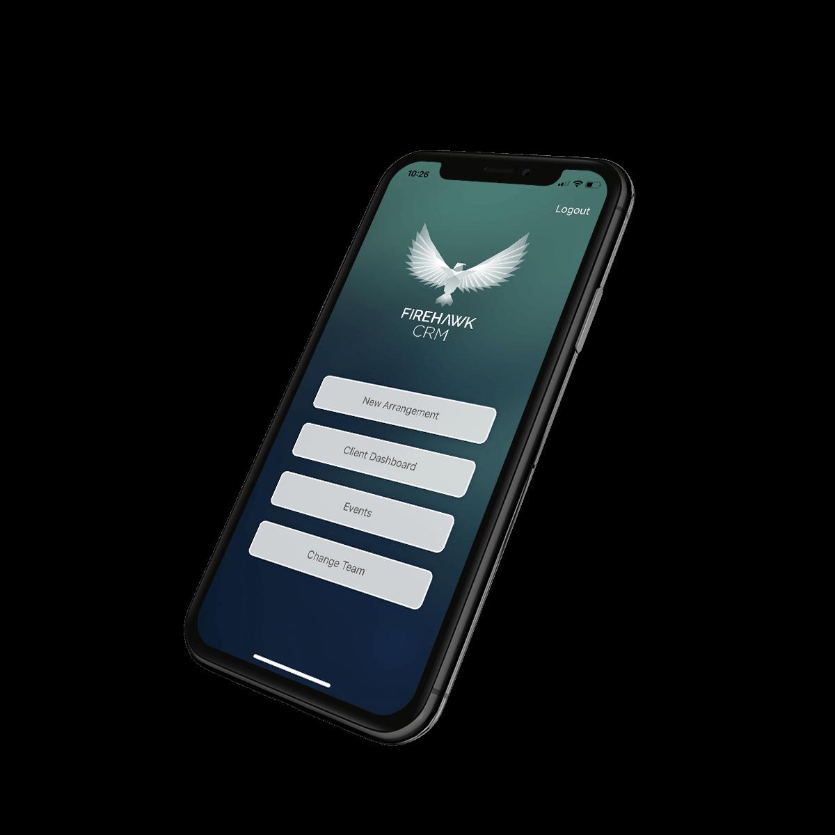 iphone arrangemnts app